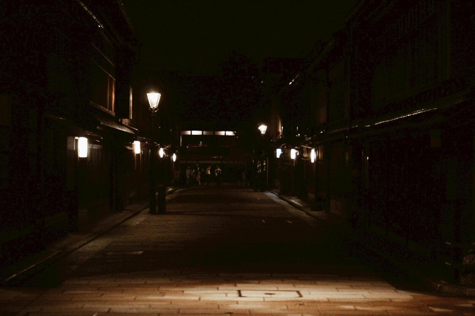 東山ひがし茶屋街